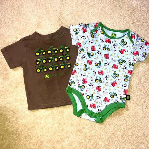 John Deere infant lot